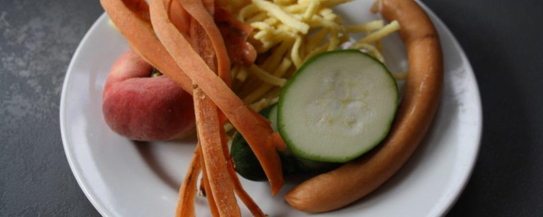 Küchenabfälle als Nahrungsergänzung