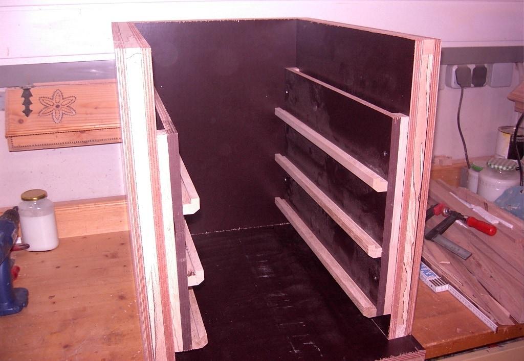 Brutmaschine selber bauen für Heimwerker
